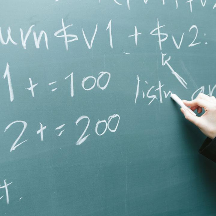 数学や統計学に挑戦