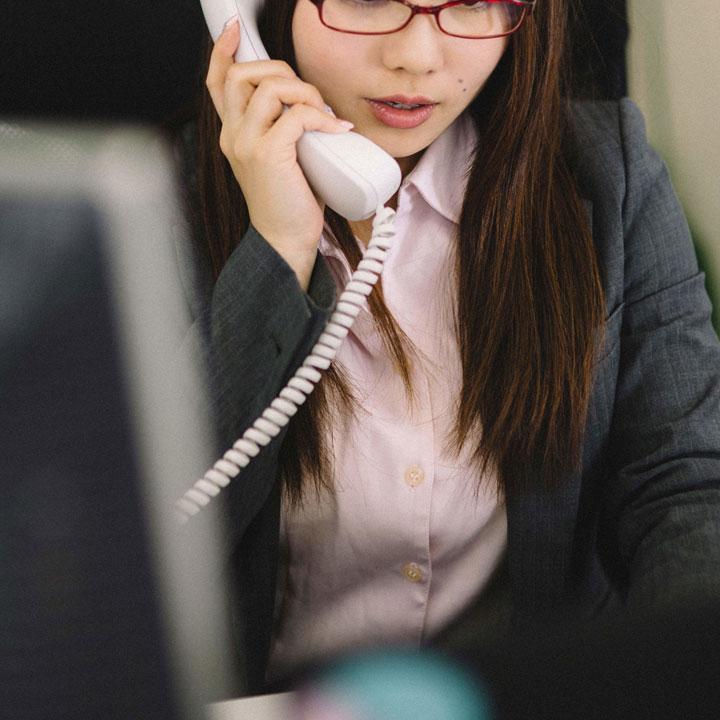 応募企業への交渉を代行
